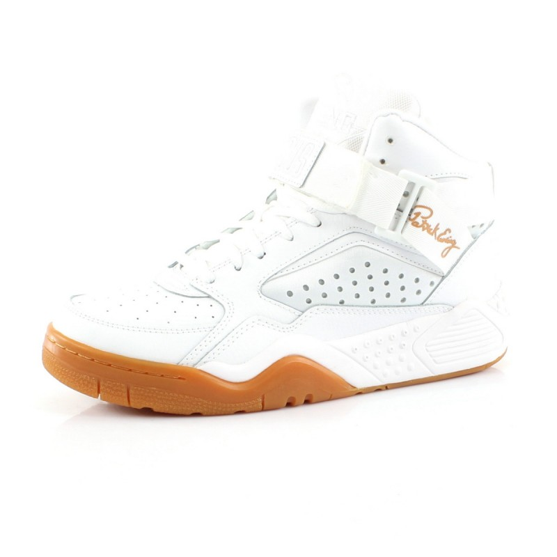 Ewing Athletics FOCUS Blanc - Chaussures Basketball Homme