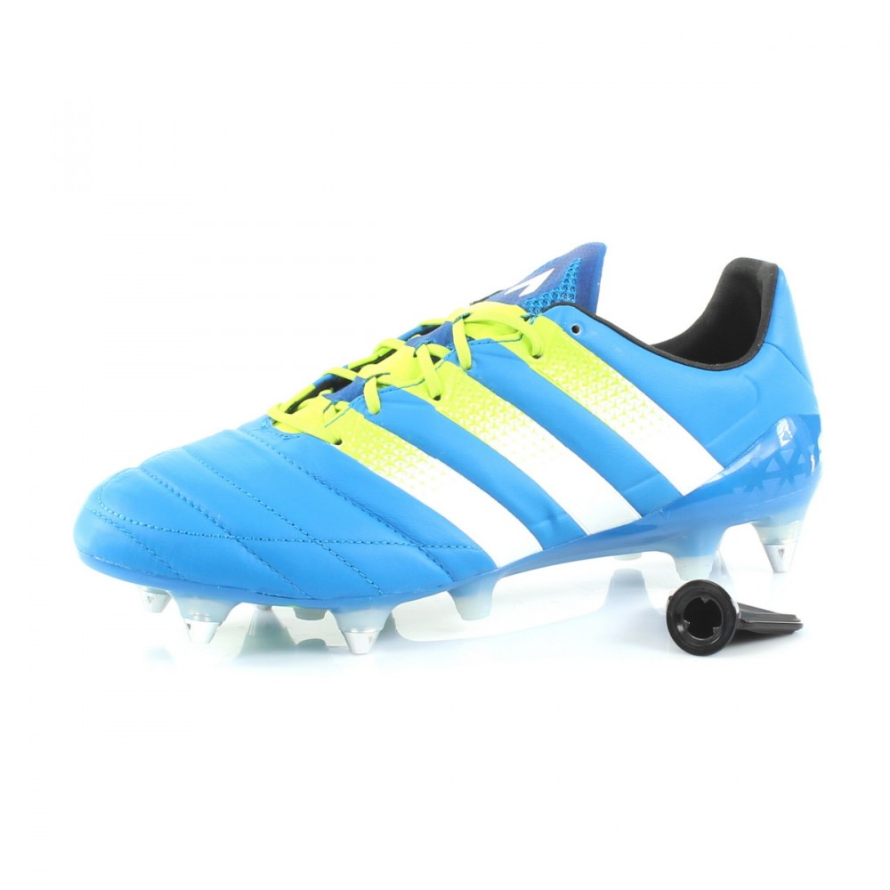 Chaussure de football adidas ACE 16.1 SG LEATHER
