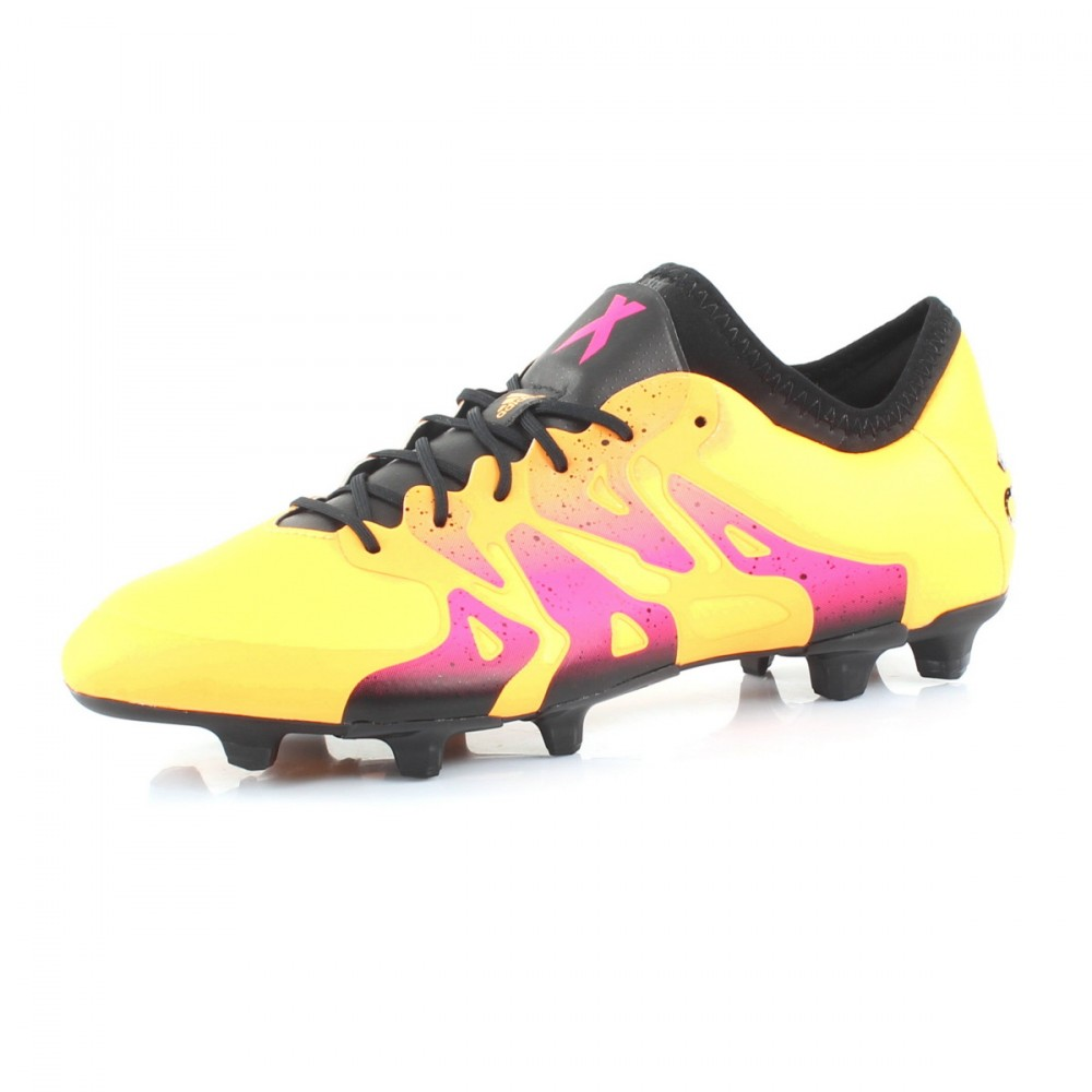chaussures football homme adidas x 15.1 fg