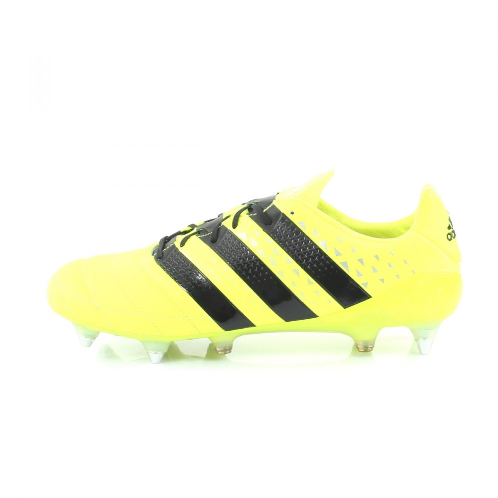 promo code 8048c c1874 ... Chaussure de football adidas ACE 16.1 FG AG LEATHER