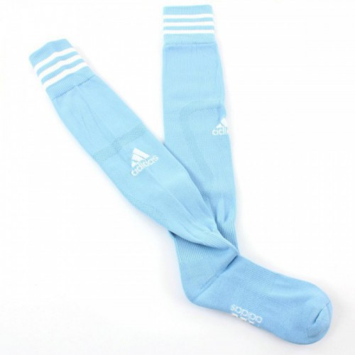 adidas performance 3 Stripes soccer socks