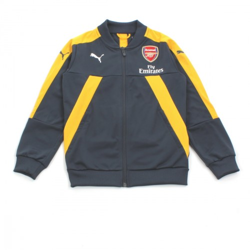 AFC STADIUM JACKET EBONY