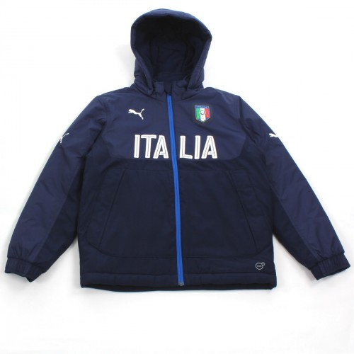 FIGC ITALIA BENCH JACKET