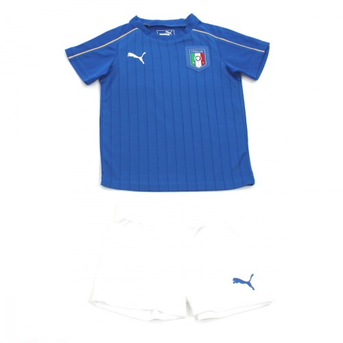 MINI KIT ENFANT FIGC ITALIA HOME