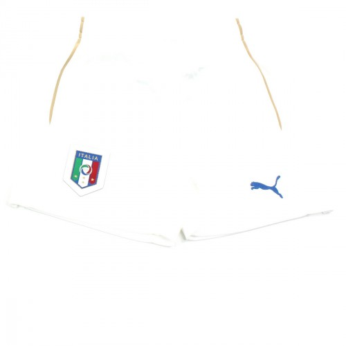 FIGC JUNIOR SHORTS REPLICA