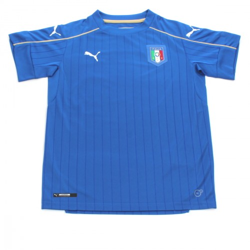 FIGC HOME SHIRT REPLICA TEAM ENFANT