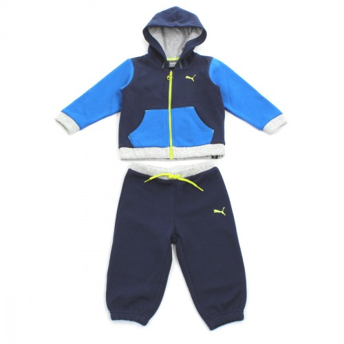 STYLE MINICAT HOODED JOGGER