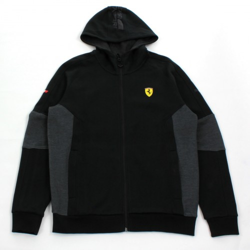 SF HOODED SWEAT JACKET