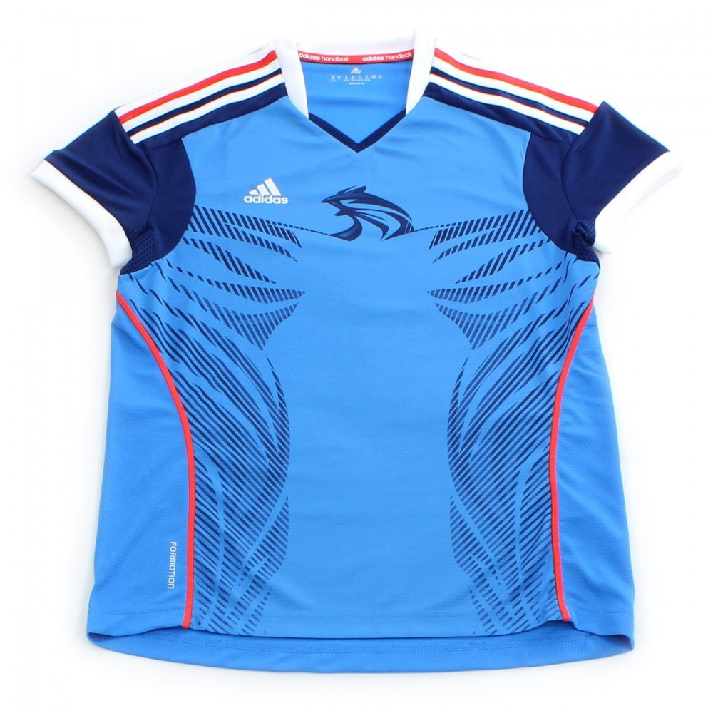 adidas maillot de handball fk jersey w brands expert. Black Bedroom Furniture Sets. Home Design Ideas