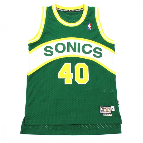 MAILLOT INT RETIRED NBA SEATTLE SUPER SONICS