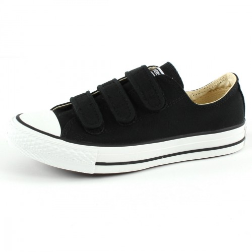 BASKET CT ALL STAR OX BLACK VELCRO