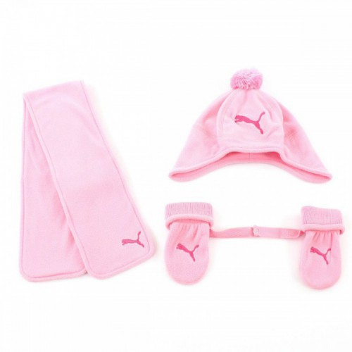 PUMA Minicats fleece set