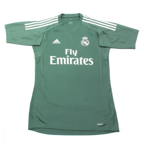 Maillot de football Gardien Real Madrid Domicile