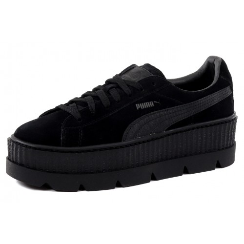 Fenty Cleated Creeper Suede Women