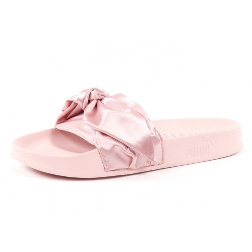 Fenty Bow Slide Women Pink