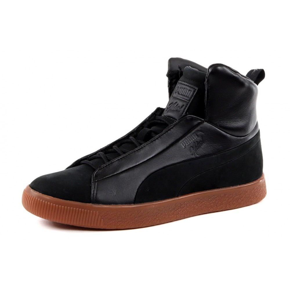 Baskets Clyde FSHN FSHN FSHN Mid Naturel PUMA 36445301 bd4356