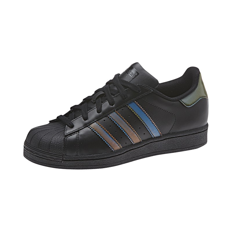 SUPERSTAR BLACK IRIDESCENT J