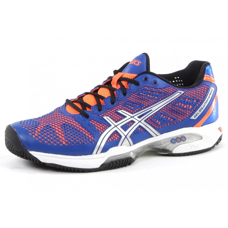 Museo Walter Cunningham Antagonista  Asics - Tennis Shoe, Gel Solution Speed 2 Clay - Brands Expert