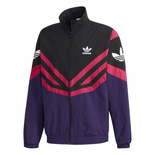 Sportive Track Top