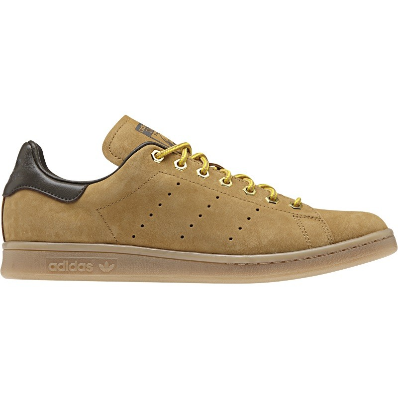 adidas stan smith wp brown - OFF60