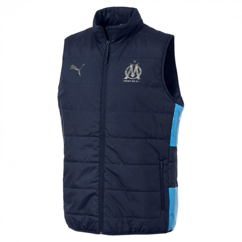 Olympique de Marseille SL Padded Jacket