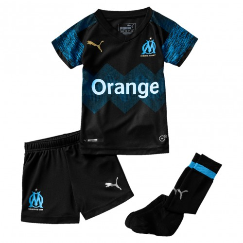 Olympique de Marseille Away Mini-Kit