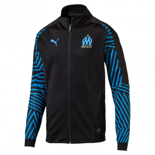 Olympique de Marseille Stadium Jacket