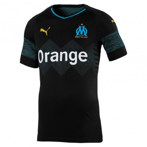Olympique de Marseille Away Shirt Auth