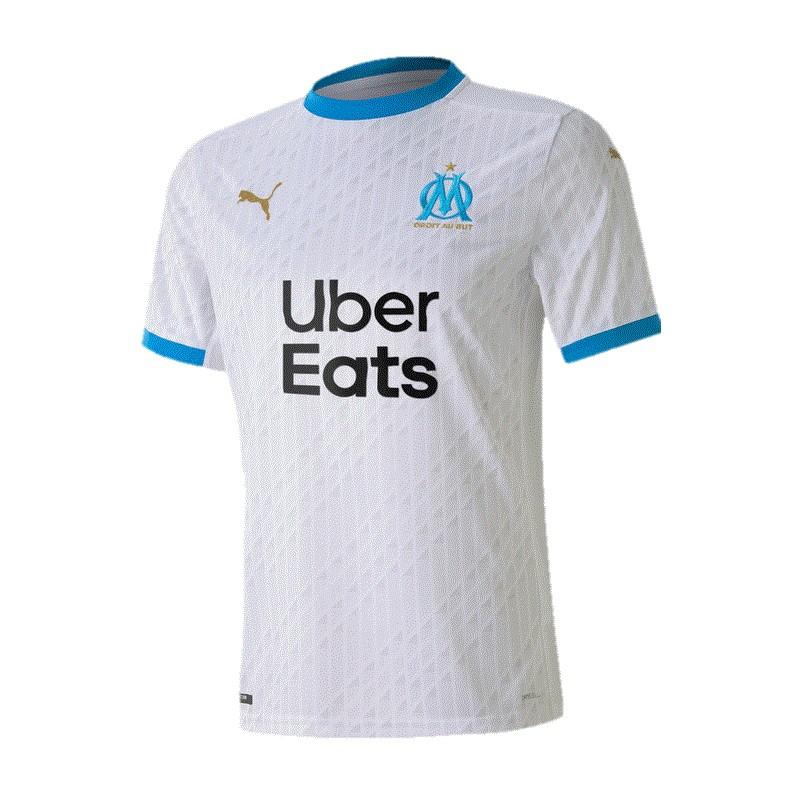 Olympique De Marseille Home Shirt Replica