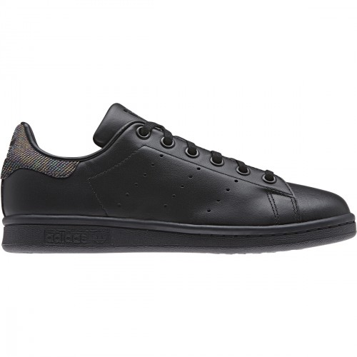 Stan Smith Black Iridescent J