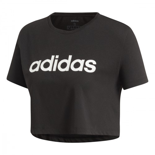 adidas Performance W D2M Crop Tee