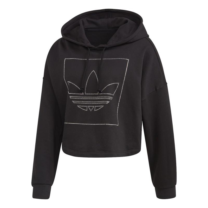 adidas Originals Crop Hoodie