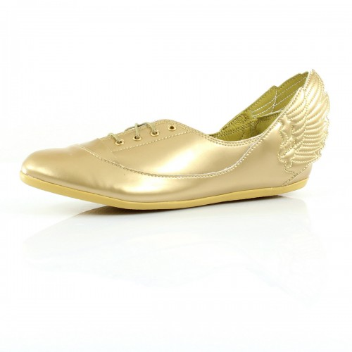 Jeremy Scott Gold Wings Easy Five