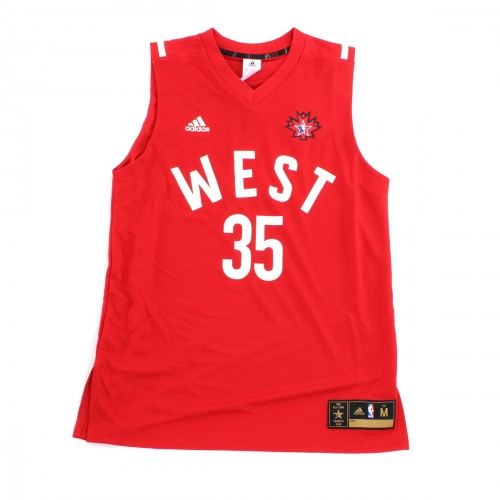 Maillot NBA All star 2016 West Durant