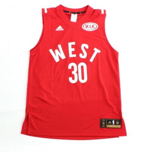 Maillot NBA All Star West Curry