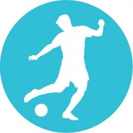 Casquettes football
