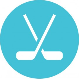 Crosses hockey